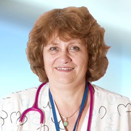 Dr. Velichka Oparanova, 1DKK