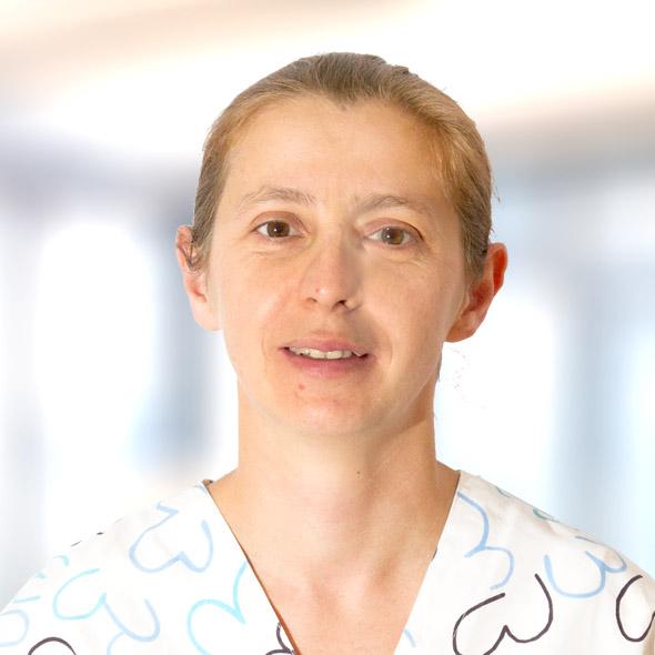 д-р Галя Златанова