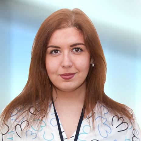 Dr. Ivelina Stanoeva